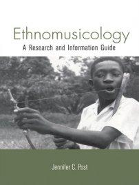 کتاب Ethnomusicology