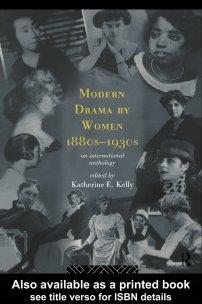 کتاب Modern Drama by Women 1880 s-1930 s