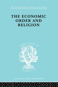 کتاب Econ Order & Religion   Ils 76
