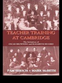 کتاب Teacher Training at Cambridge