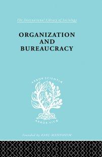 کتاب Organisatn&Bureaucracy Ils 157