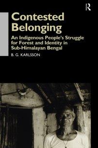 کتاب Contested Belonging