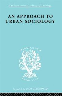 کتاب Approach Urban Sociol  Ils 168