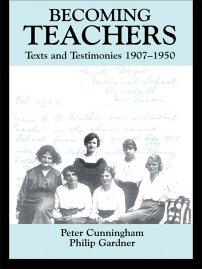 کتاب Becoming Teachers