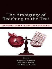 کتاب The Ambiguity of Teaching to the Test