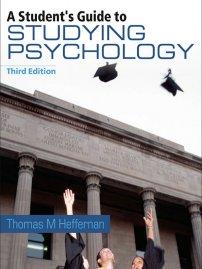 کتاب A Student's Guide to Studying Psychology