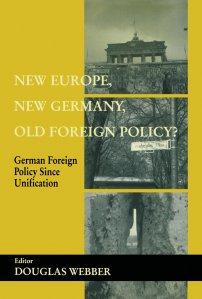 کتاب New Europe, New Germany, Old Foreign Policy?