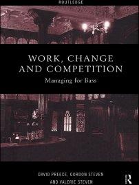 کتاب Work, Change and Competition