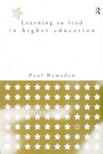 کتاب Learning to Lead in Higher Education