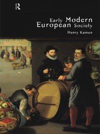 کتاب Early Modern European Society
