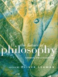 کتاب The Future of Philosophy