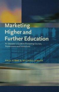 کتاب Marketing Higher and Further Education