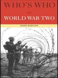 کتاب Who's Who in World War II