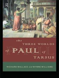 کتاب The Three Worlds of Paul of Tarsus