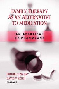 کتاب Family Therapy as an Alternative to Medication