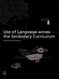 کتاب Use of Language Across the Secondary Curriculum