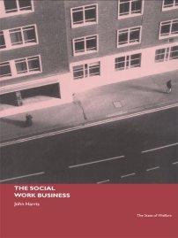کتاب The Social Work Business
