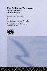 کتاب The Politics of Economic Development in Indonesia