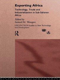 کتاب Exporting Africa