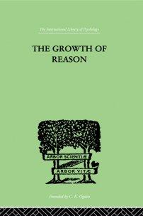 کتاب The Growth Of Reason