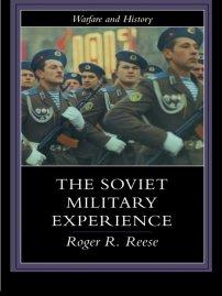 کتاب The Soviet Military Experience