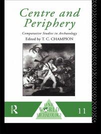 کتاب Centre and Periphery