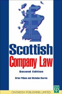 کتاب Scottish Company Law