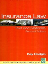 کتاب Insurance Law