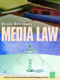 کتاب Media Law