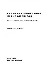 کتاب Transnational Crime in the Americas