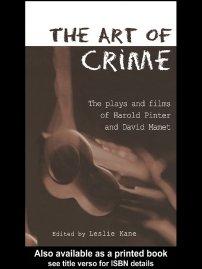کتاب The Art of Crime