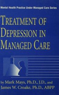کتاب Treatment Of Depression In Managed Care
