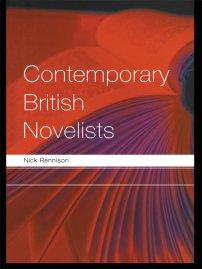 کتاب Contemporary British Novelists