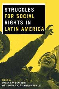 کتاب Struggles for Social Rights in Latin America