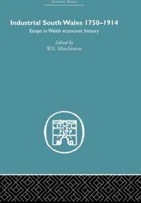 کتاب Industrial South Wales 1750 -1914