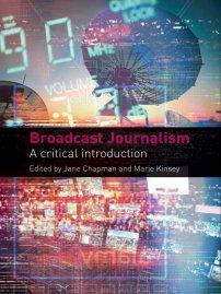 کتاب Broadcast Journalism