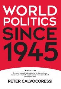 کتاب World Politics since 1945