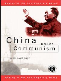 کتاب China Under Communism