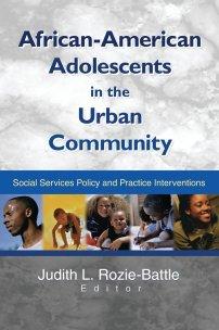 کتاب African-American Adolescents in the Urban Community