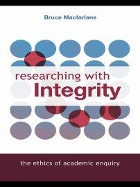 کتاب Researching with Integrity