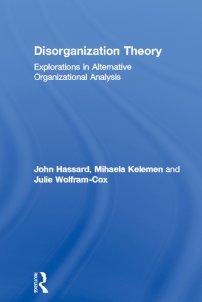 کتاب Disorganization Theory