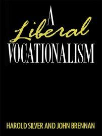 کتاب A Liberal Vocationalism