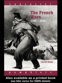 کتاب The French Wars 1792 -1815