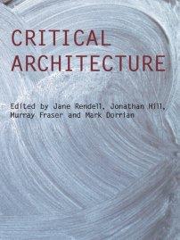 کتاب Critical Architecture