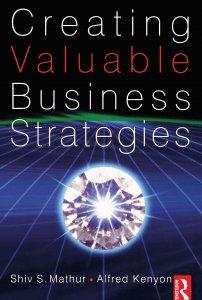 کتاب Creating Valuable Business Strategies