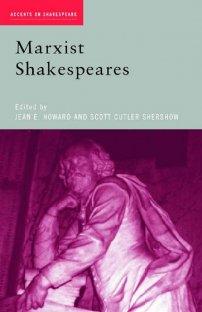 کتاب Marxist Shakespeares