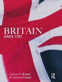 کتاب Britain Since 1707
