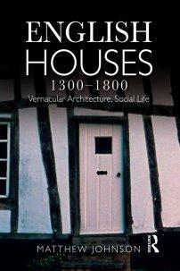 کتاب English Houses 1300 -1800
