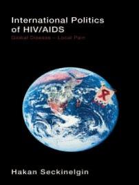 کتاب International Politics of HIV/AIDS