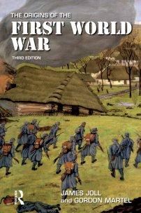 کتاب The Origins of the First World War